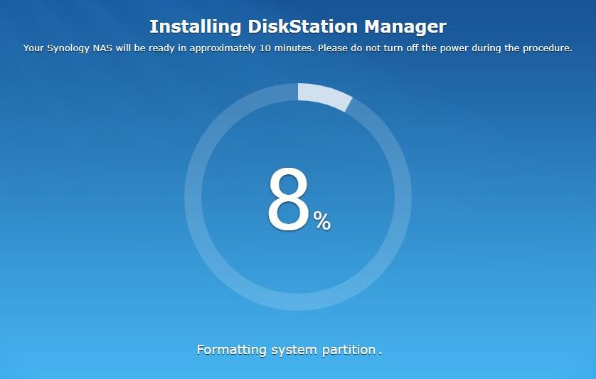 Đánh giá Synology DiskStation DS220j 8