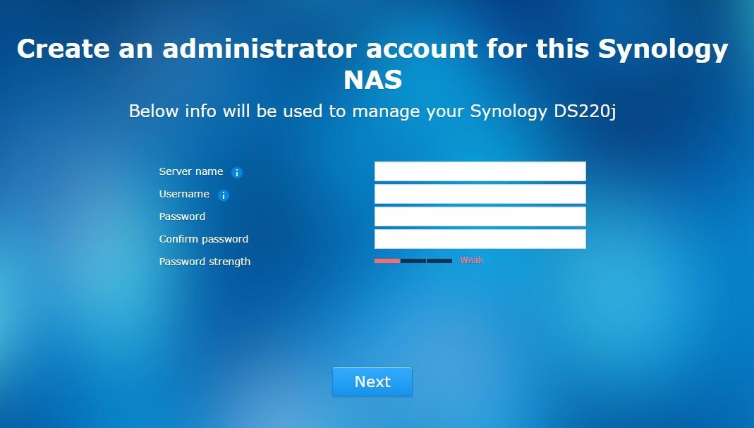 Đánh giá Synology DiskStation DS220j 9