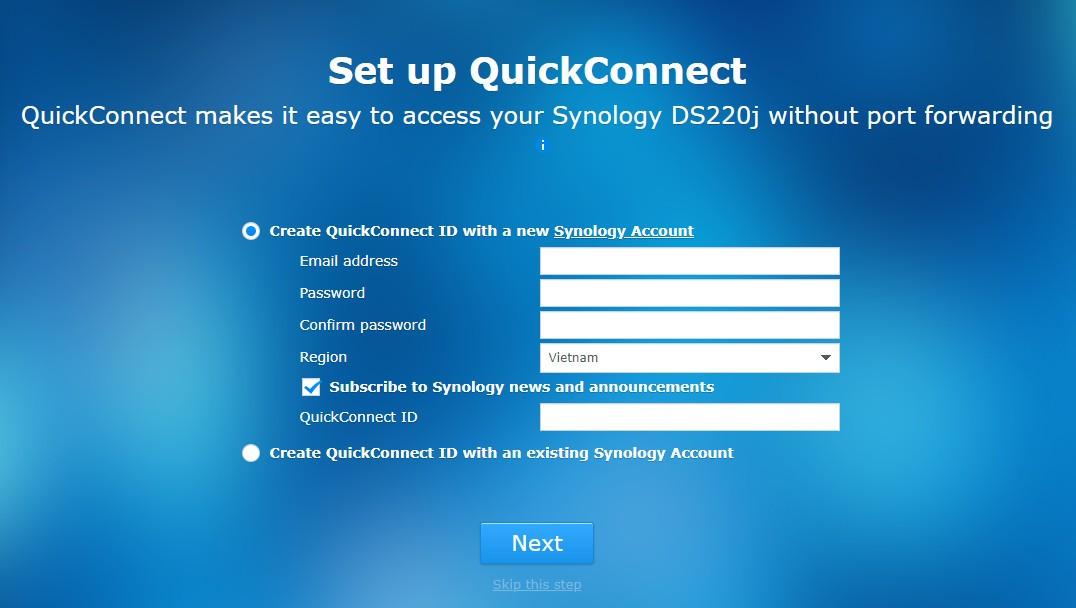 Đánh giá Synology DiskStation DS220j 10