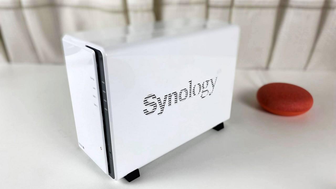 Đánh giá Synology DiskStation DS220j 3