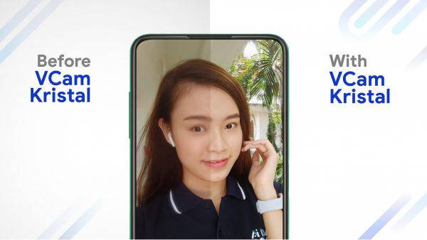 Vingroup công bố giải pháp tối ưu camera ẩn dưới màn hình điện thoại 2