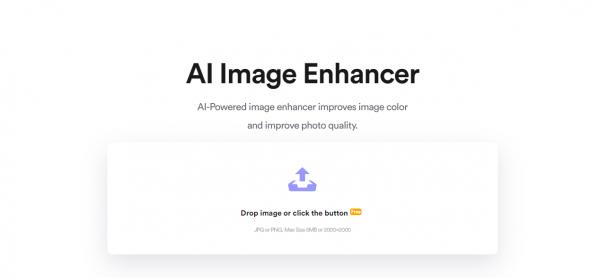 AI Image Enhancer: Tăng chất lượng ảnh bằng AI 1