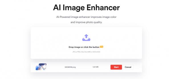 AI Image Enhancer: Tăng chất lượng ảnh bằng AI 2