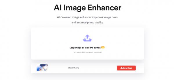 AI Image Enhancer: Tăng chất lượng ảnh bằng AI 3