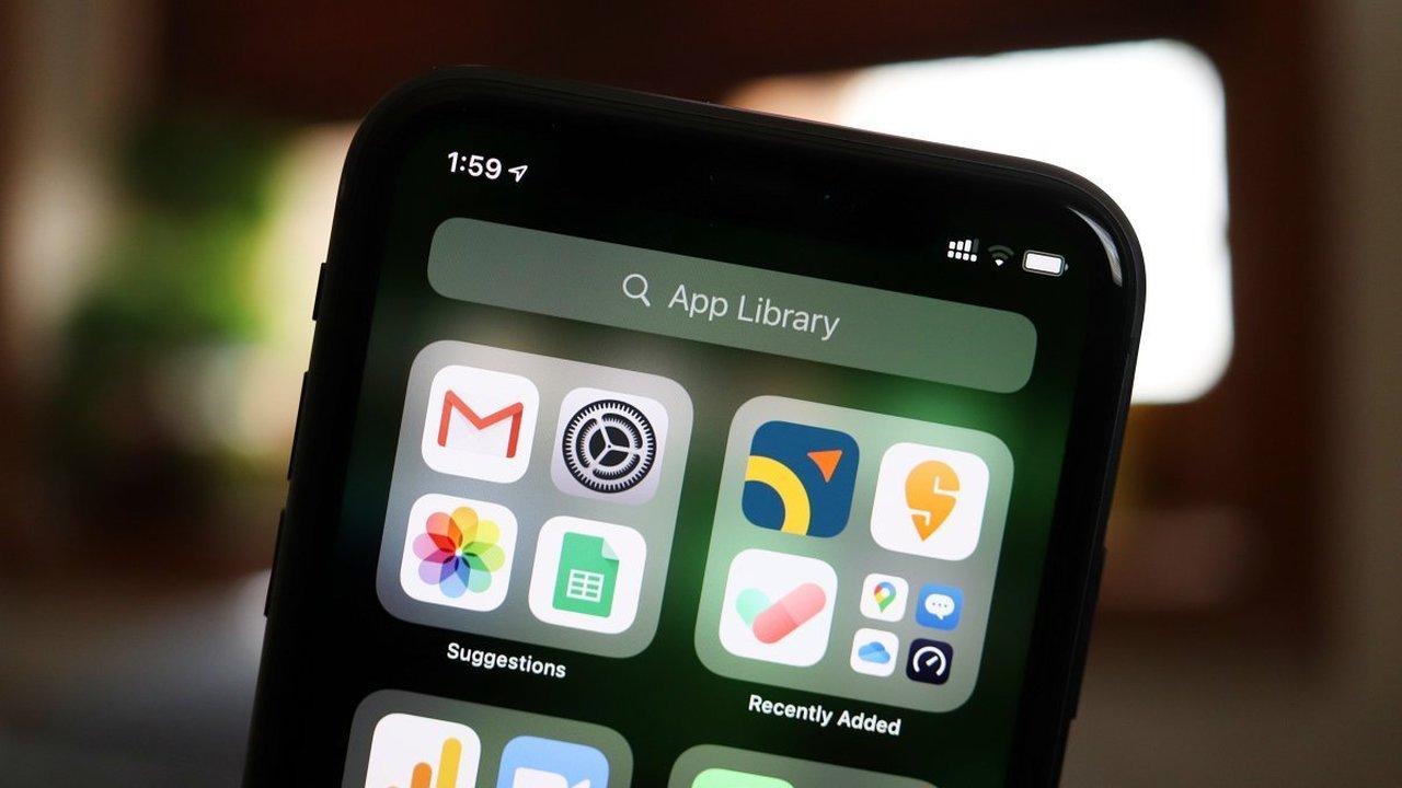 Cách di chuyển ứng dụng iPhone từ App Library sang Màn hình chính