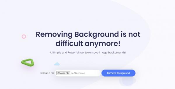 Background Remover: Tách nền miễn phí cho ảnh một cách tự động 1