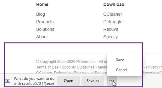 Dùng trước tùy chọn tải xuống mới toanh của Microsoft Edge Chromium 2