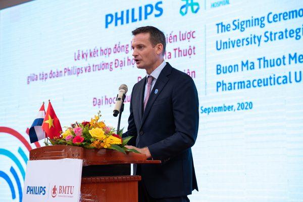 Philips cung cấp giải pháp bệnh viện thông minh cho Đại học Buôn Ma Thuột