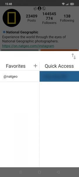 Cách tải nhiều ảnh, video Instagram cùng lúc trên Android 8