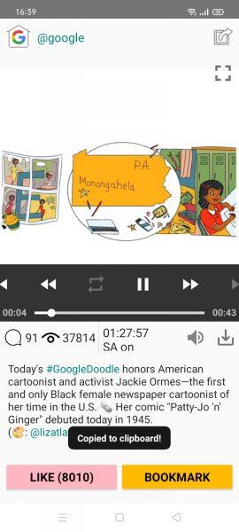 Cách tải nhiều ảnh, video Instagram cùng lúc trên Android 6