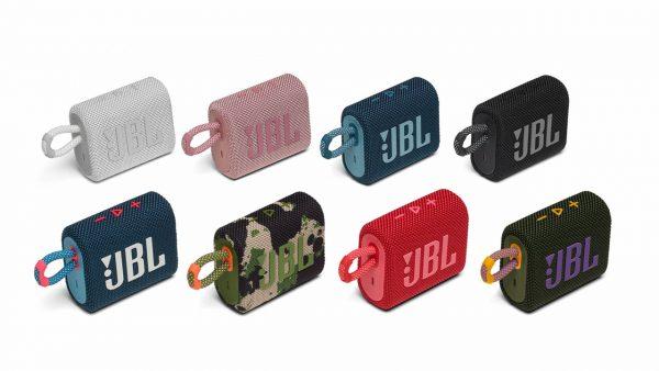 JBL ra mắt dòng loa Xtreme 3, Go 3 và Clip 4 2