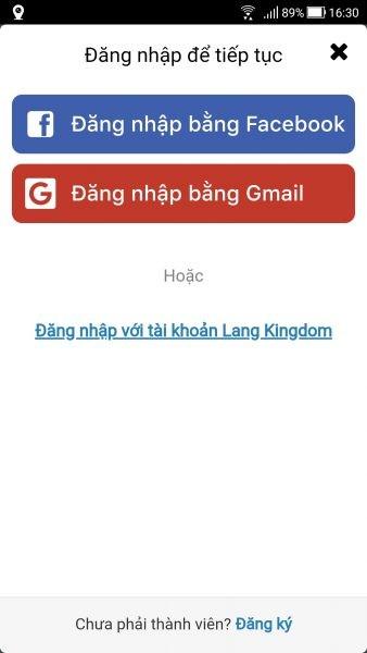 Lang Kingdom: Ứng dụng học tiếng Anh online giúp bạn giao tiếp tốt trong mọi ngữ cảnh 1