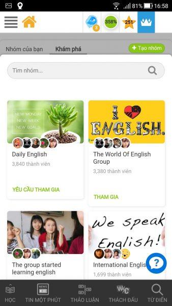 Lang Kingdom: Ứng dụng học tiếng Anh online giúp bạn giao tiếp tốt trong mọi ngữ cảnh 8