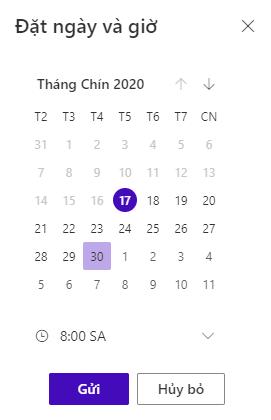 Cách lên lịch gửi email trong tương lai với Outlook.com 2