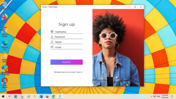 Có thể bạn không biết: PicsArt có thể dùng trên Windows 10 1