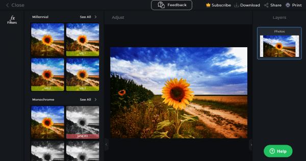 Có thể bạn không biết: PicsArt có thể dùng trên Windows 10 7
