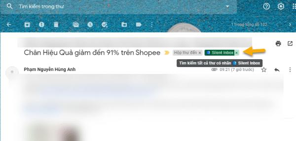 Cách tự động tạm hoãn email không quan trọng được gửi tới Gmail 6
