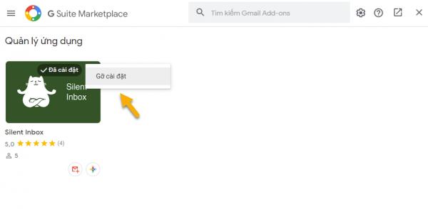 Cách tự động tạm hoãn email không quan trọng được gửi tới Gmail 7