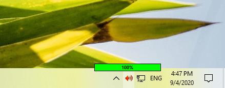 TbVolScroll: Điều chỉnh âm lượng bằng nút cuộn giữa của chuột 2