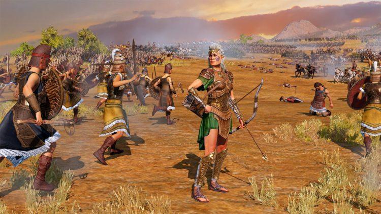 Tải ngay kẻo lỡ DLC game A Total War Saga: TROY - Amazons đang miễn phí