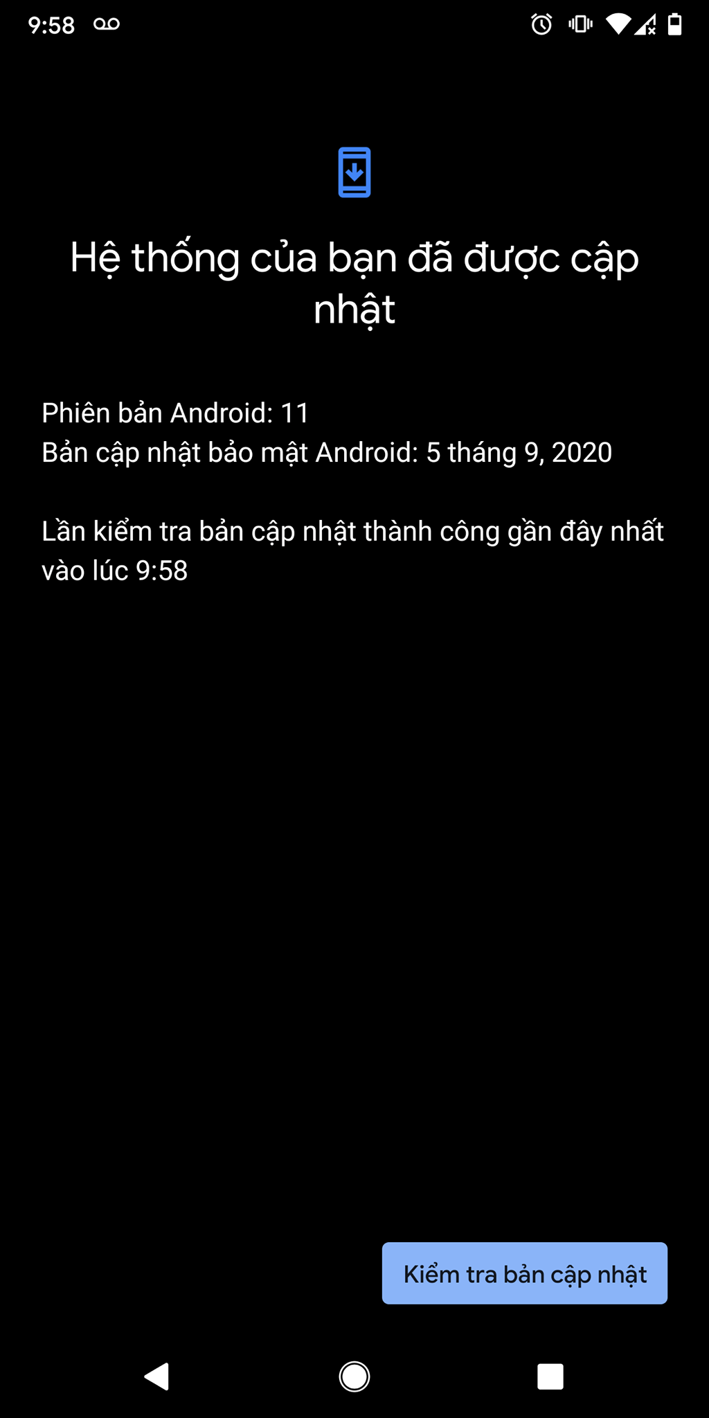 Android 11 có gì mới? 2