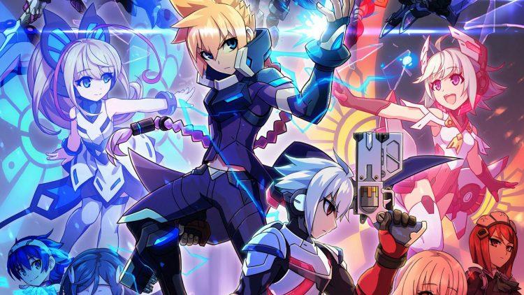 Top 5 game cực hay đồ hoạ anime trên máy tính năm 2020 2