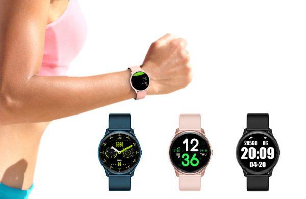 Trải nghiệm đồng hồ thông minh Masstel Dream Action 1