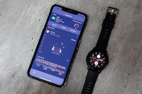 Trải nghiệm đồng hồ thông minh Masstel Dream Action 3