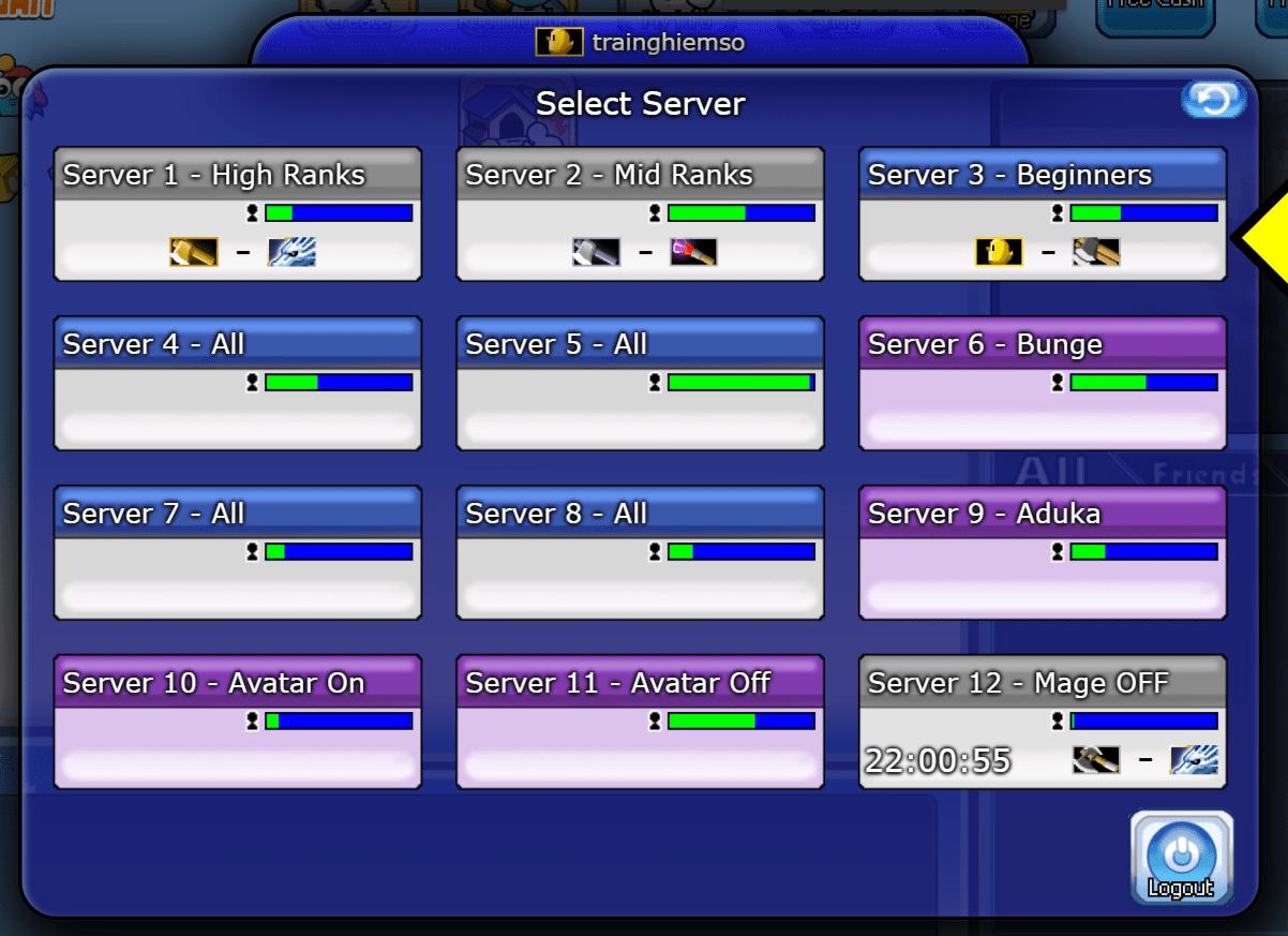 Dragonbound - tựa game Gunbound online chơi trực tiếp trên trình duyệt 2