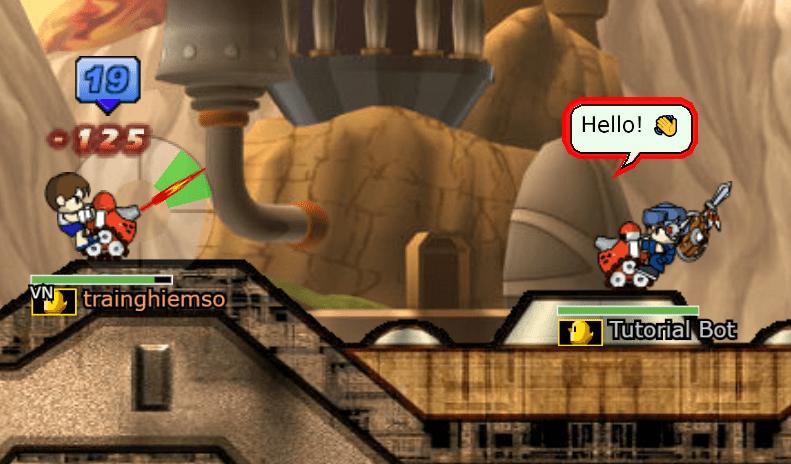 Dragonbound - tựa game Gunbound online chơi trực tiếp trên trình duyệt 3