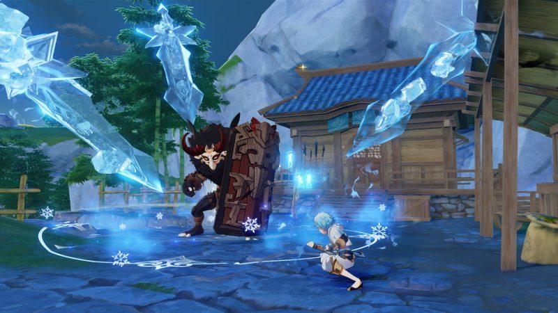 Đánh giá game Genshin Impact