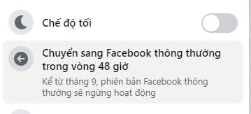 4 cách quay lại giao diện Facebook cũ sau khi bị chặn