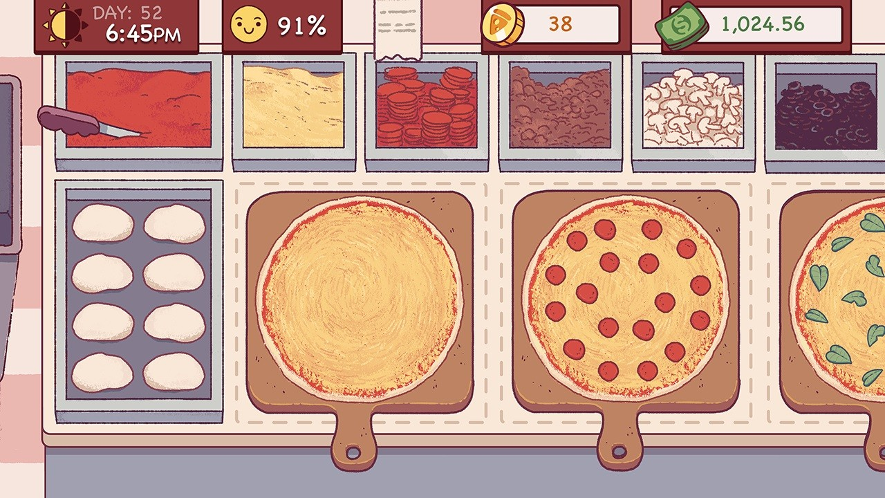 Đánh giá Good Pizza, Great Pizza