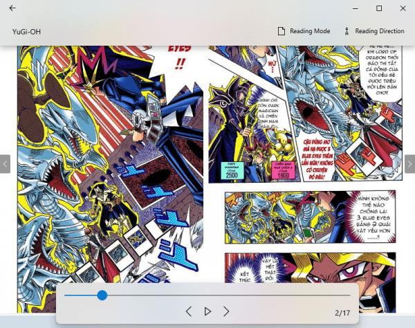 Đọc truyện tranh trong file ZIP, RAR trên Windows 10 với iHentel 3