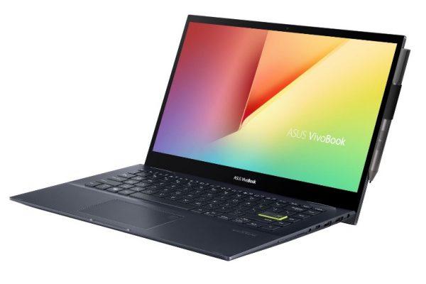 ASUS ra mắt VivoBook Flip 14 TM420 – laptop xoay gập trang bị vi xử lí AMD 7nm