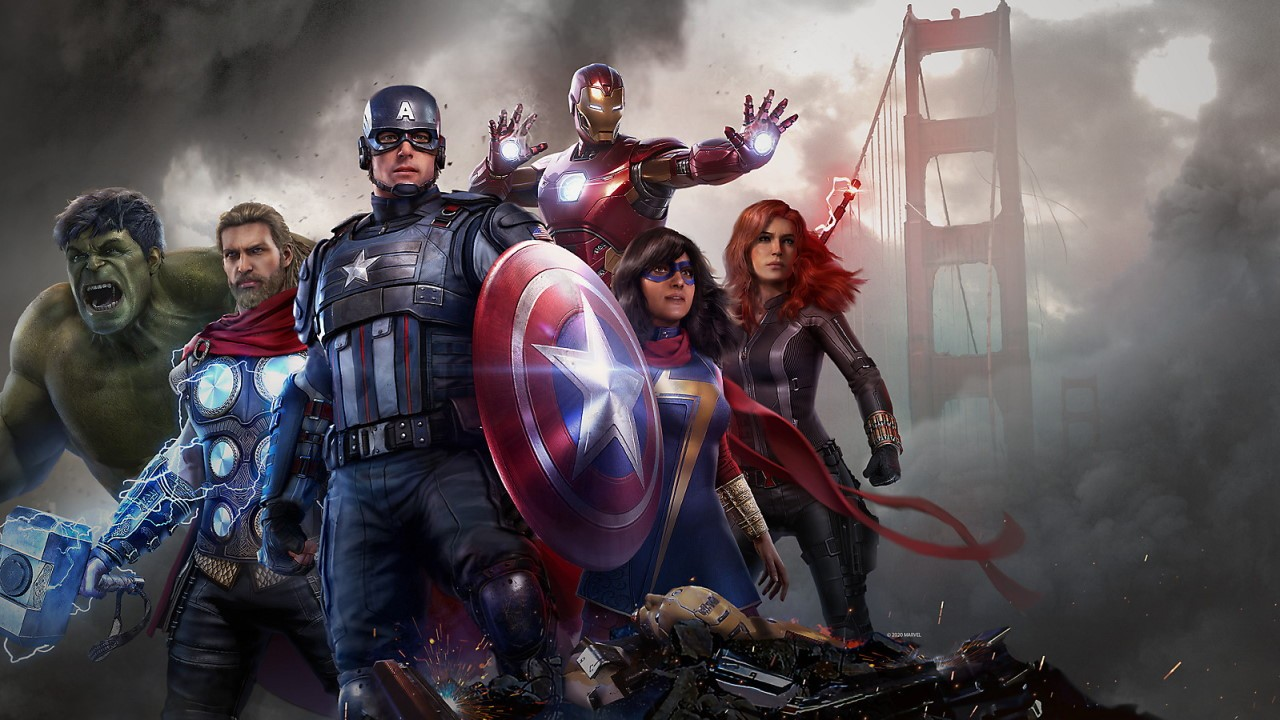 Đánh giá Marvel's Avengers