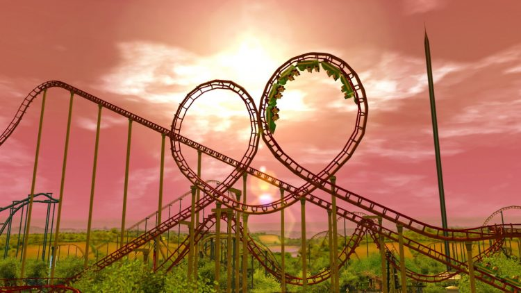 Đang miễn phí game RollerCoaster Tycoon 3: Complete Edition