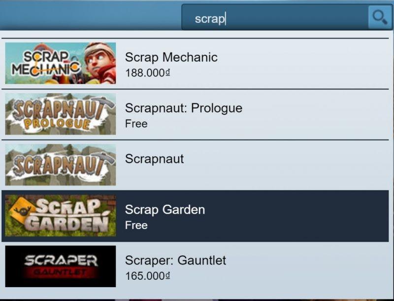 Tải ngay kẻo lỡ game đi cảnh giải đố Scrap Garden đang miễn phí chỉ 48 tiếng