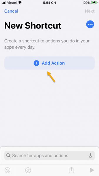 Cách thay đổi biểu tượng ứng dụng trên iOS 14 4