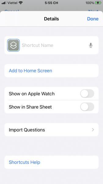 Cách thay đổi biểu tượng ứng dụng trên iOS 14 8