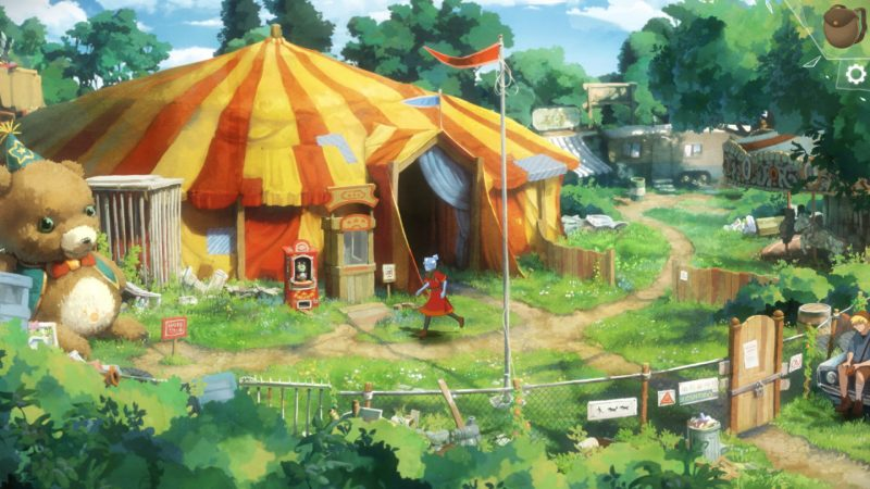 Đánh giá game The Girl of Glass: A Summer Bird's Tale