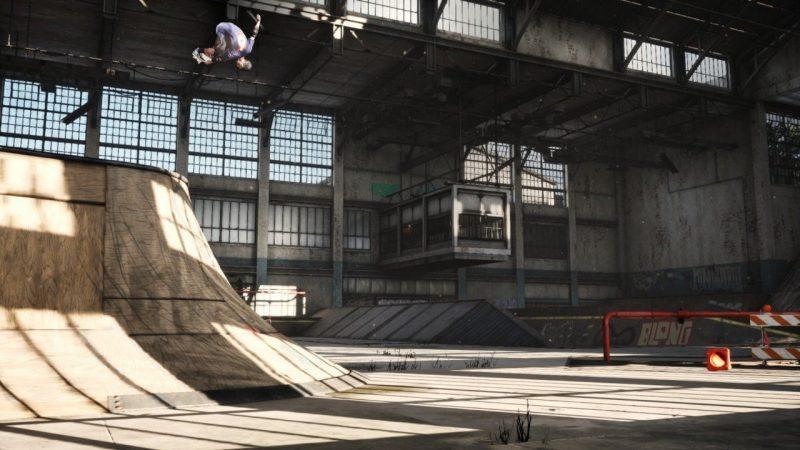 Trải nghiệm game Tony Hawk's Pro Skater 1+2