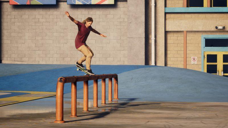 Đánh giá game Tony Hawk's Pro Skater 1 + 2