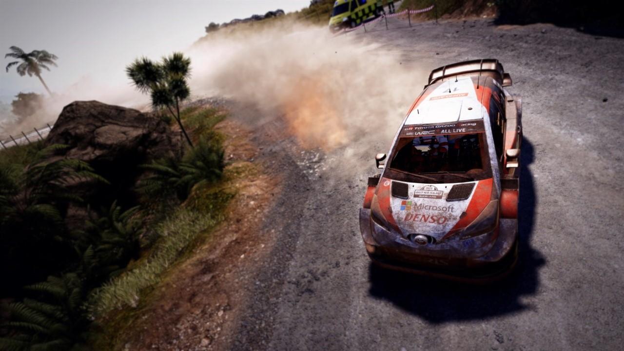 Đánh giá WRC 9 FIA World Rally Championship