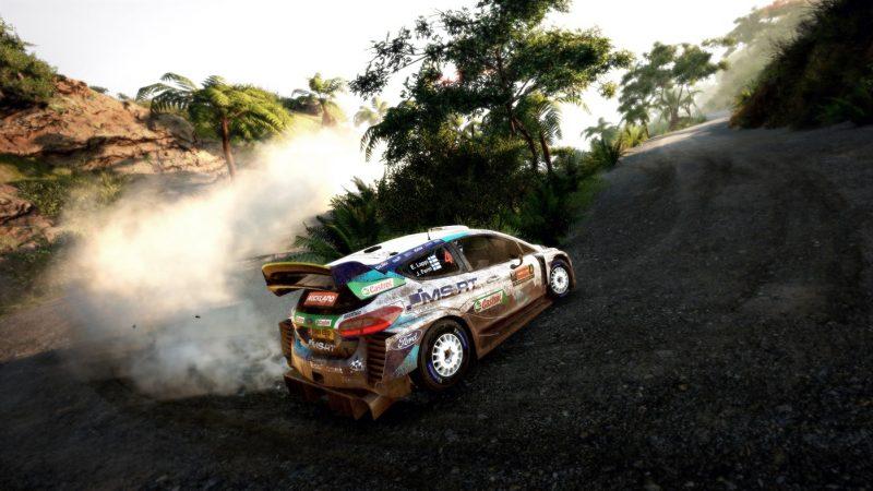 Đánh giá game WRC 9 FIA World Rally Championship