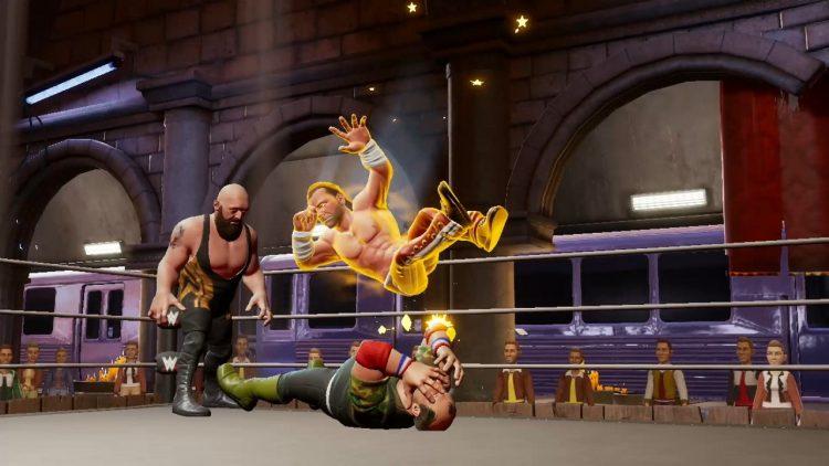 Đánh giá WWE 2K Battlegrounds