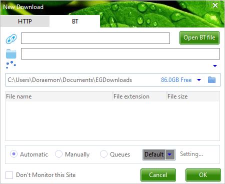EagleGet: tải file như IDM trên Windows, lại miễn phí 6