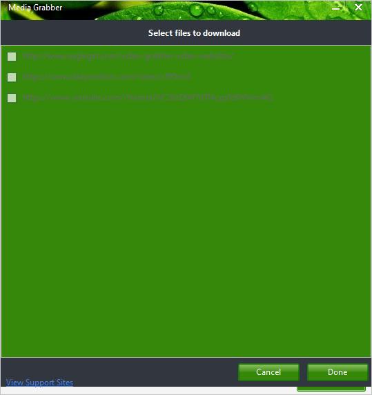 EagleGet: tải file như IDM trên Windows, lại miễn phí 4