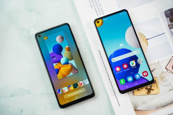 Chọn điện thoại 4 triệu: Vsmart Live 4 hay Galaxy A21s?