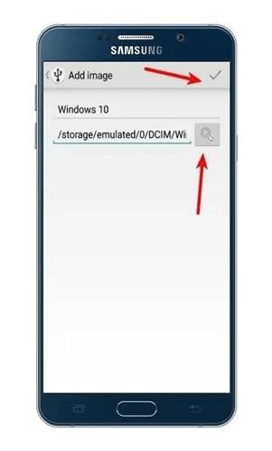 Cách cài đặt Windows 10 từ điện thoại Android 5